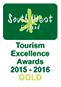 Compton Acres Poole Dorset Awards