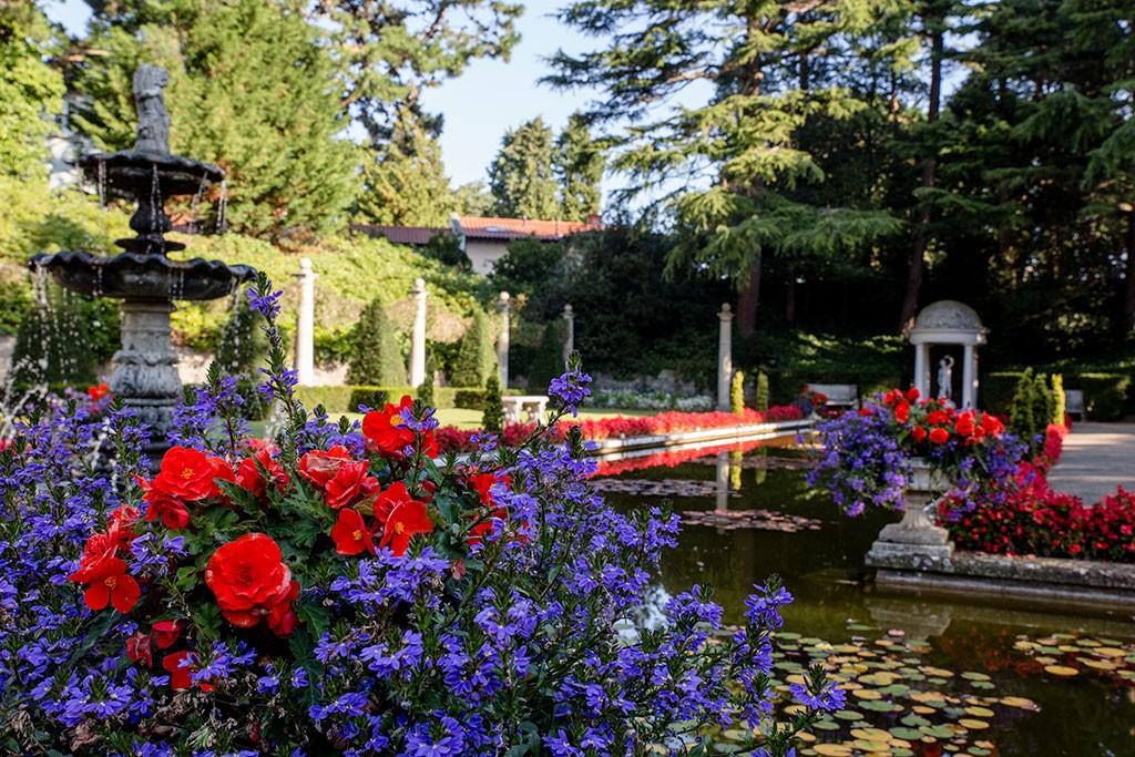 Compton Acres The Italian Garden