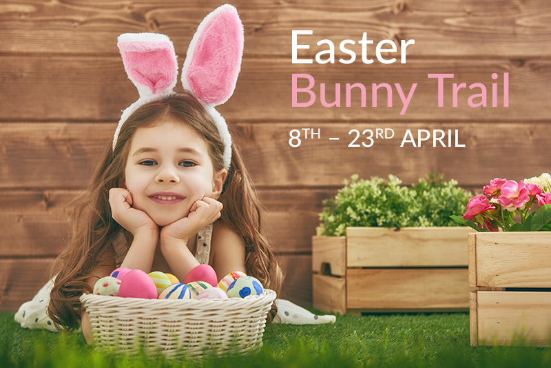 compton-acres-poole-dorset-easter-bunny-trail