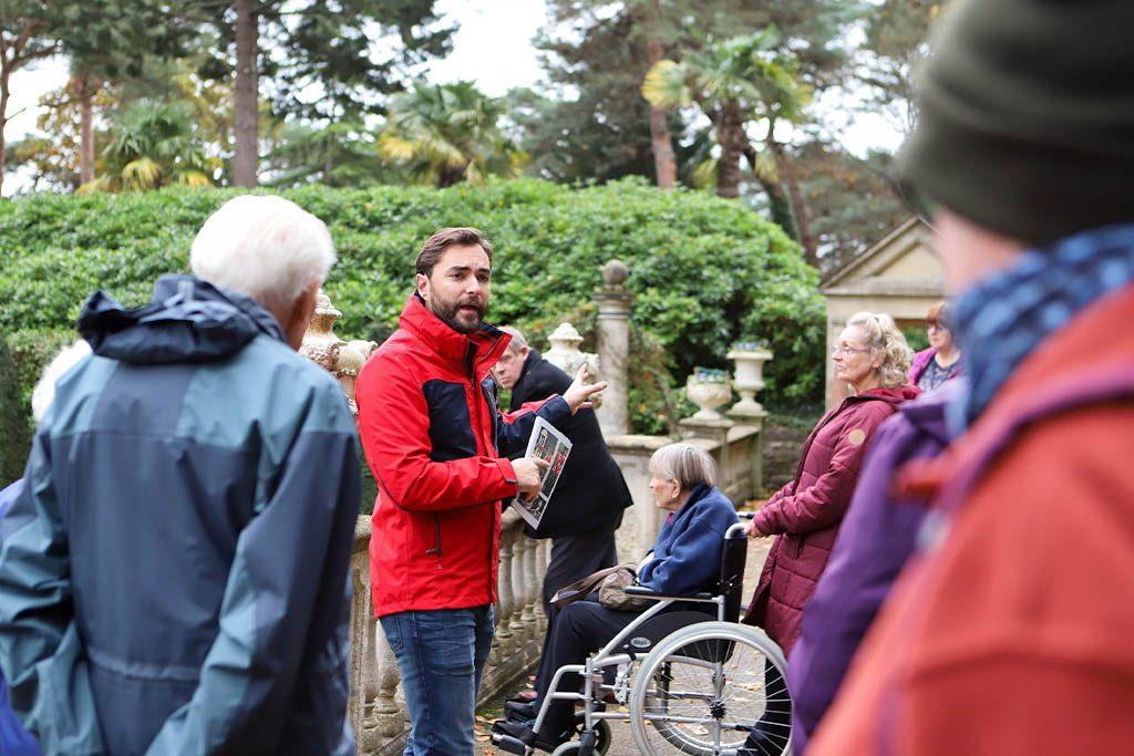 veterans-visit-compton-acres-poole-dorset-armistice-centenary-1