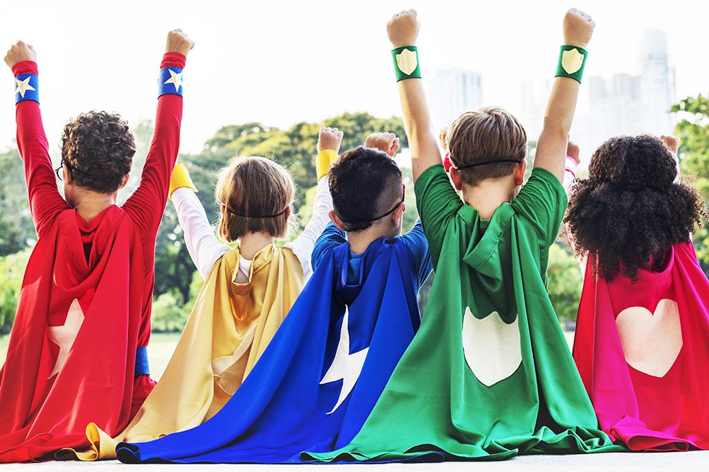 Superhero Challenge Half Term